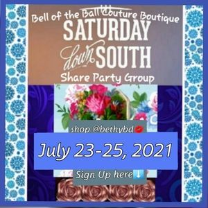 Closed🙋🏼♀️ShareList&SignOut posted⬇SatDownSouth